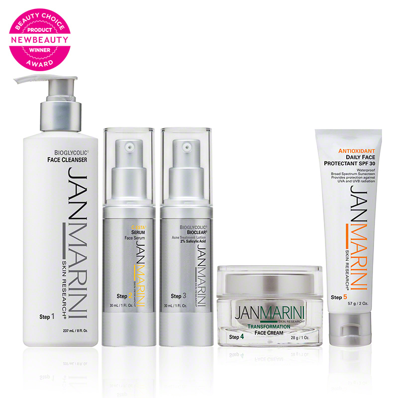 Jan Marini Skin Care Management System Normal To