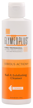 Glymed Plus Serious Action Sal-X Exfoliating Cleanser