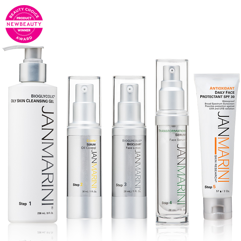 Jan Marini Skin Care Management System Oily Skin
