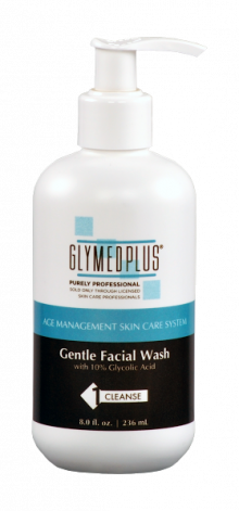 Glymed Plus Age Management Gentle Facial Wash