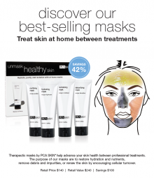 PCA Daily Mask Kits